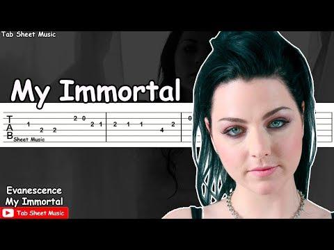 My immortal (evanescence) synthesia 'live keys' piano tutorial.