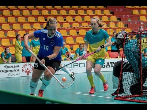 Women's WFC 2017 - EST v AUS