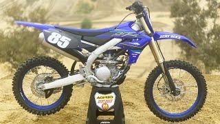 2021 Yamaha YZ250F - Dirt Bike…