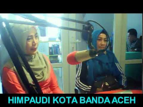 Talkshow Beranda Kita Radio Antero dan Himpaudi Kota Banda Aceh   Gernas baku