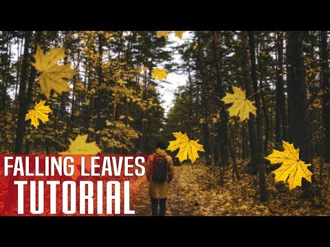 Falling 3d Leafs In 3ds Max Using Particles Beginner Tutorial | Cg Deep