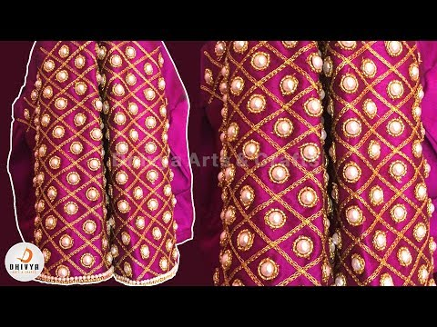Maggam Hand Work Blouse Designs Aari Work For Beginners 317 Youtube,Traditional Japanese House Design Pictures