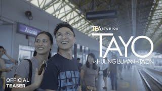 Tayo Sa Huling Buwan Ng Taon | Trailer | Nestor Abrogena | Nicco Manalo | TBA Studios
