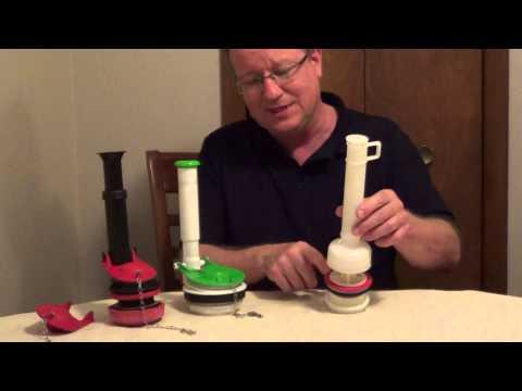 Mansfield Toilet Leaking By Flush Valve Plumbing Tips
