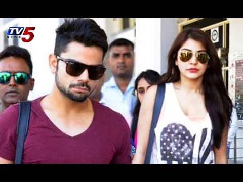 Anushka-Virat Kohli Love Affair | jokes go viral on Twitter : TV5 News