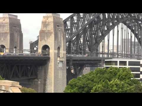 Sydney Trains, Sydney, New South Wales, Australia - August 2015