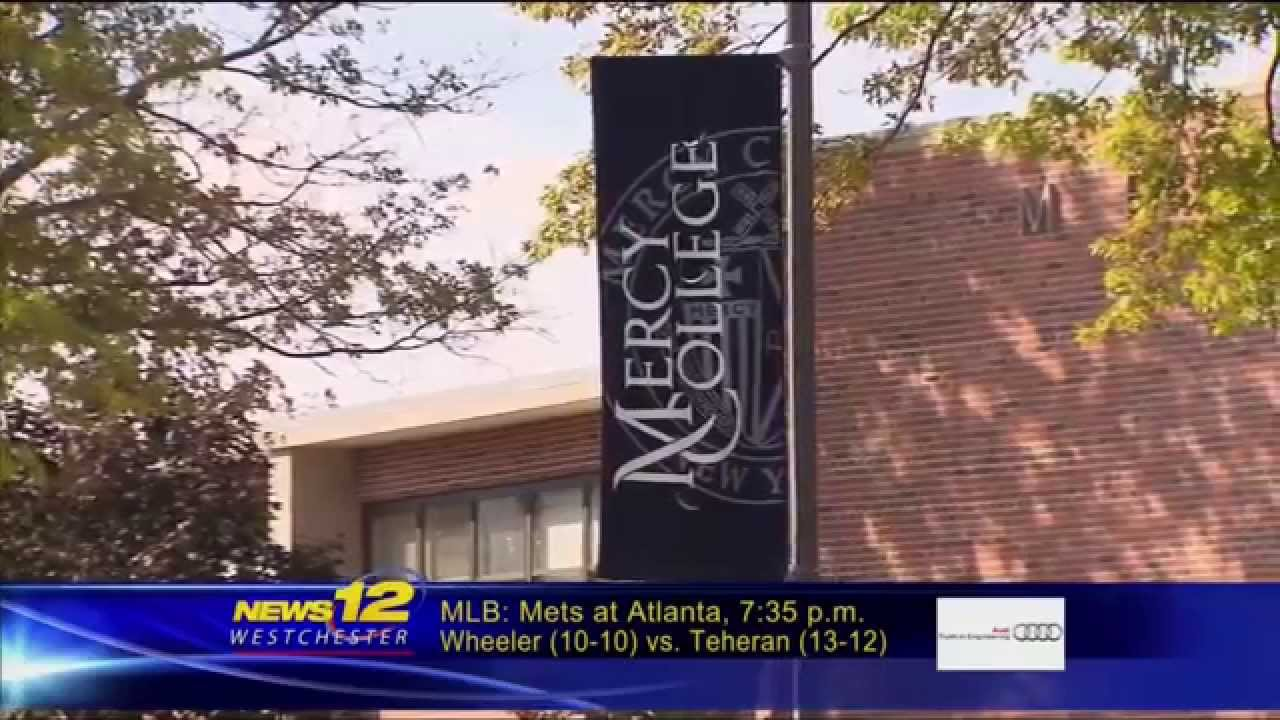 Mercy College Breaks Ground On New Dorm 9 19 14   News 12   YouTube Part 50
