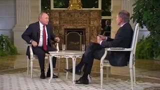 Putins Augen verraten einiges