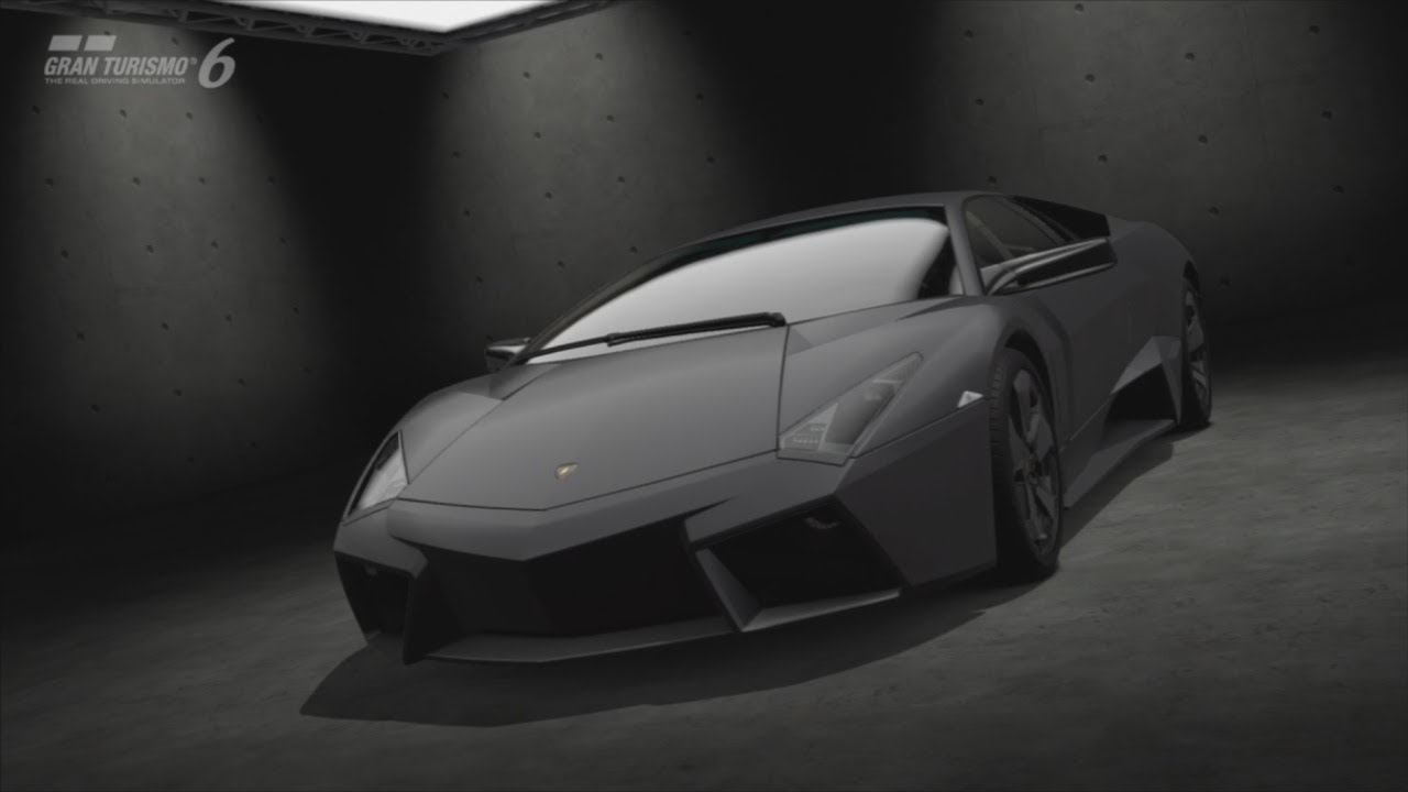 Gran Turismo 6 - Lamborghini Reventon 2008 = Brands Hatch - YouTube
