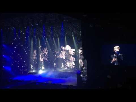 160618 2016 BTS LIVE 花樣年華 ON STAGE EPILOGUE IN MACAU 고엽 AUTUMN LEAVES