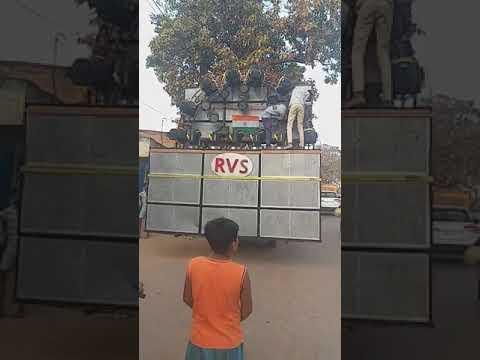 Dalli rajhara Durga Visarjan DJ RVS