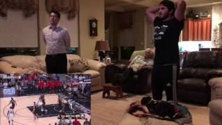 Reaction to Spurs vs  Rockets Game 5
