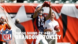 Top 50 Sound FX | #44: Brandon Stokley's CRAZY Game-Winning TD | NFL