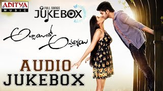Abbayitho Ammayi Full Songs II Jukebox II Ilayaraja, Naga Shourya, Palak Lalwani