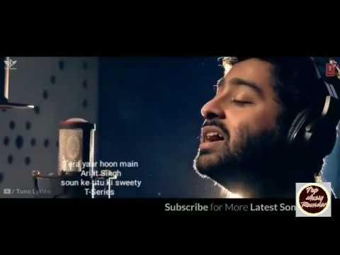 Top 05 Arijit Singh Song 2018   Top Music Rounder