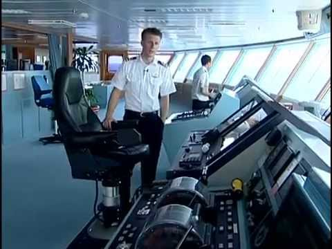 Enchantment Of The Seas Bridge Tour