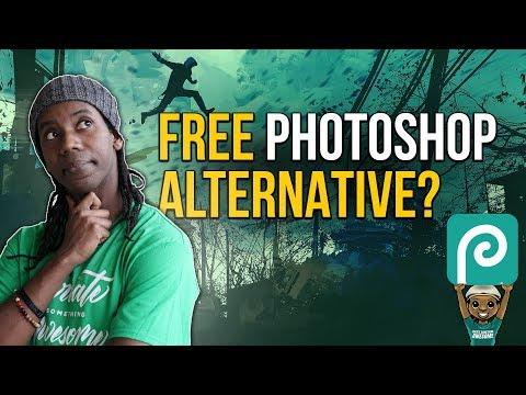 Best FREE Photoshop Alternative You've NEVER Heard Of???