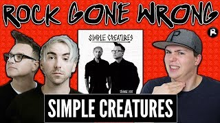 ROCK GONE WRONG Simple Creatures