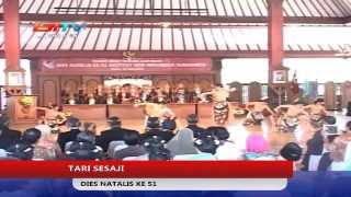 UPACARA DIES NATALIS KE 51 ISI SURAKARTA