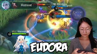 A-Z Hero Challenge | Eudora until I Win in Rank!