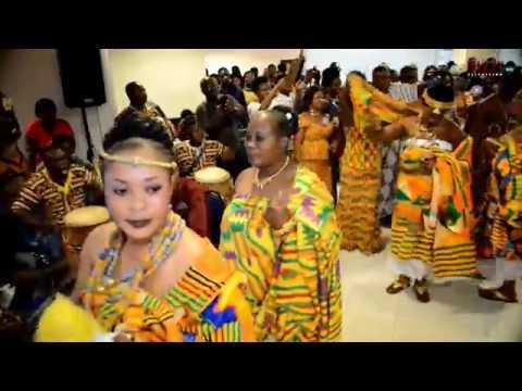 ENSTOOLMENT OF BRESCIA CHIEF (GHANAIANS)