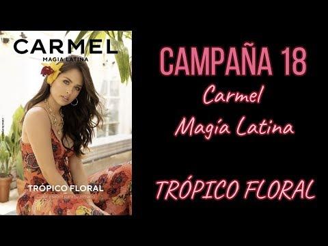 Catálogo Carmel - Campaña 18 - Colombia 2019😍