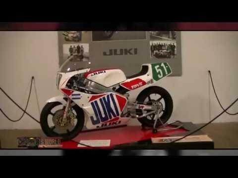 Motos Clásicas -Expo Moto Art - Chopper's World