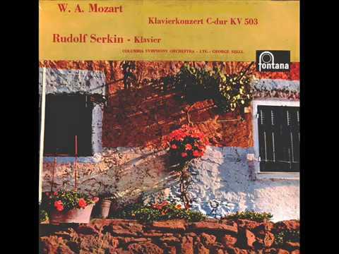 W.A. Mozart | Piyano Konçertosu No. 25, Do Majör, KV 503