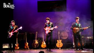 THE BEAGLES Beatle band- Esquina Homero Manzi-