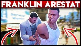 Franklin Arestat !