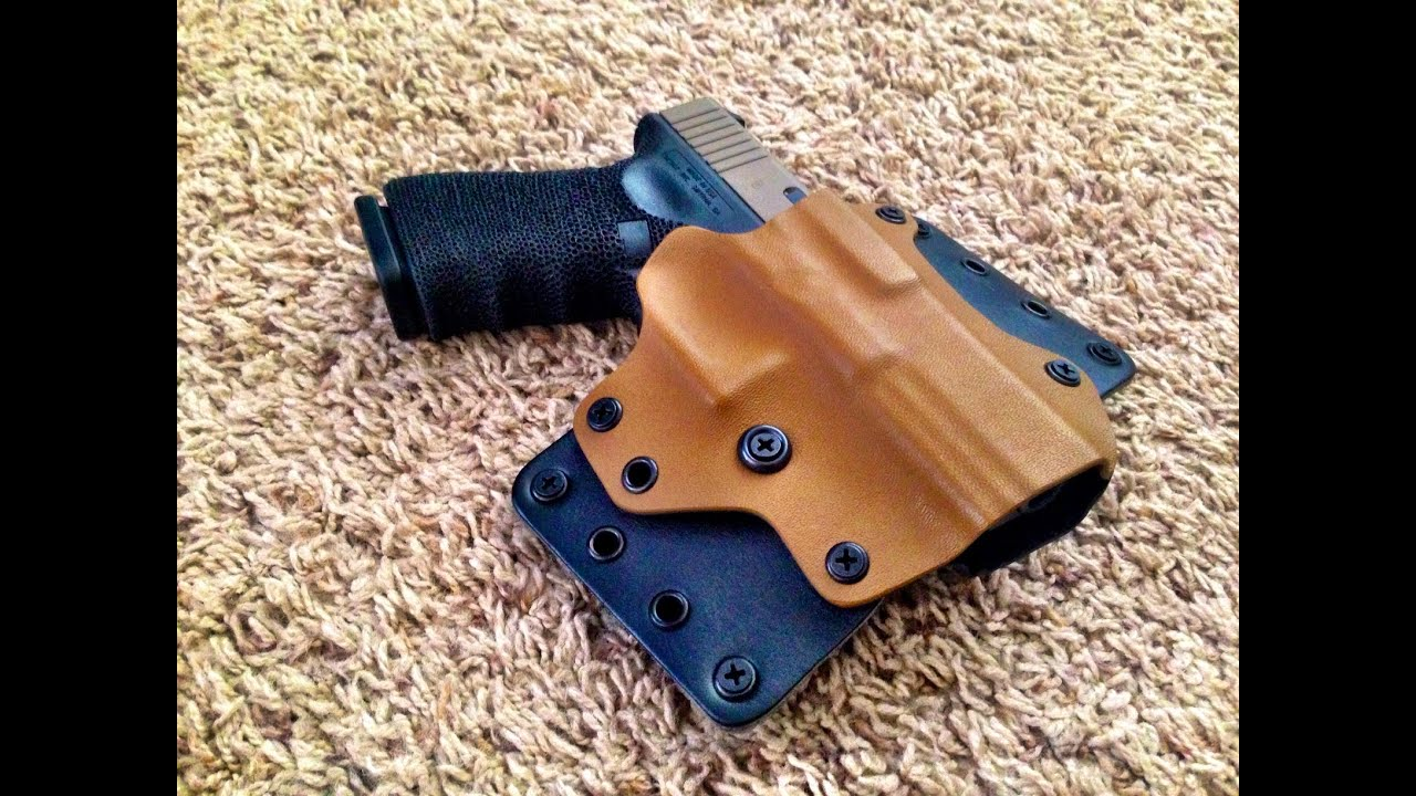 Blackpoint Hybrid Holster   Best OWB Kydex?
