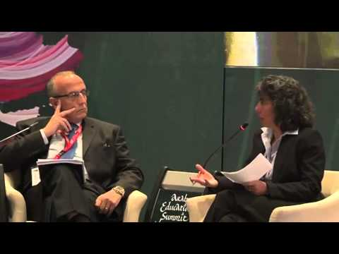 Building the ICT for Education Infrastructure - Discussion Panel - Arab Education Summit 2013