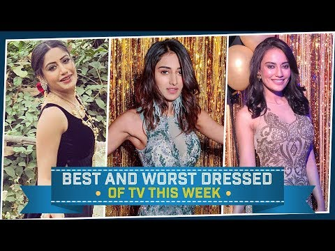 Erica Fernandes, Surbhi Jyoti, Surbhi Chandna: TV's Best and Worst Dressed of the Week | Fashion