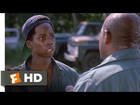 Smoke (9/12) Movie CLIP - My Name is Thomas Jefferson Cole (1995) HD