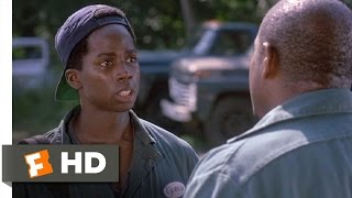 Smoke (9/12) Movie CLIP - My Name is Thomas Jefferson Cole (1995) HD