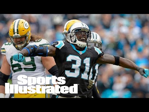 Former All-Pro Cornerback Charles Tillman Training For The FBI | SI Wire | Sports Illustrated