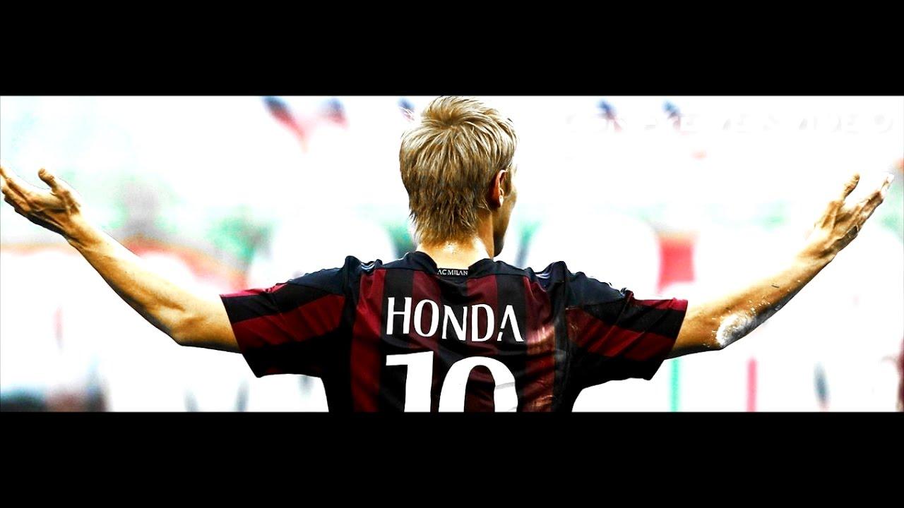 Keisuke honda ac milan skills assists goals 2014 keisuke honda ac milan skills assists goals 20142017 hd youtube voltagebd Image collections