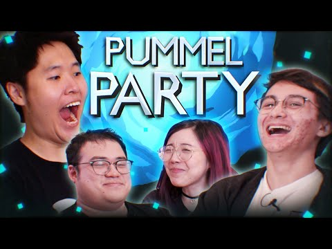 michael reeves is in this video so click it   pummel party with offlinetv