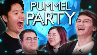 michael reeves is in this video so click it | pummel party with offlinetv