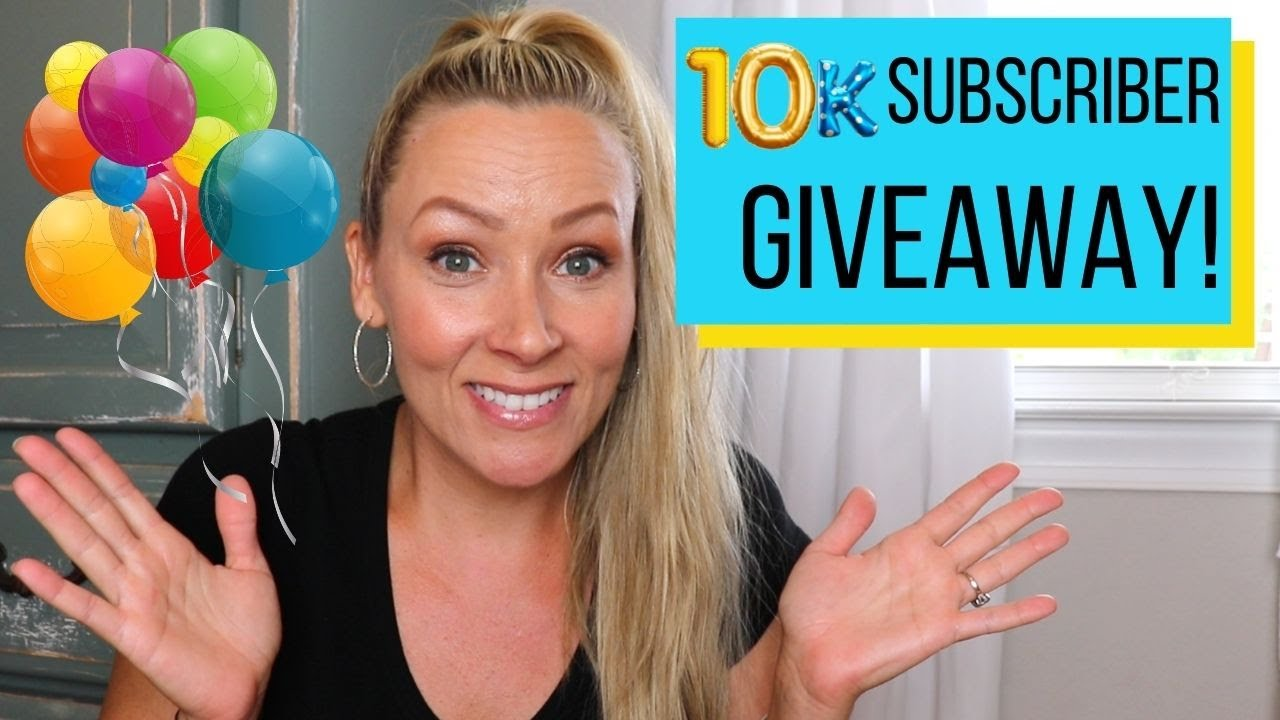 Download 10K Subscriber Giveaway!    THANK YOU TO ALL OF MY SUBS!!!
