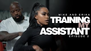 Training My Assistant Ep 2 | Shoulders