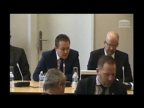 Olivier Gaillard Commission de la défense, pdt d'Airbus Commercial Aircraft (7 mars 2018)
