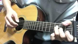 ゆっくり弾いてみました。 練習用のお手本にどうぞ。