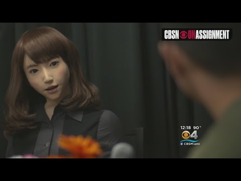 Are Robot Citizens A Reality? Japan Thinks So