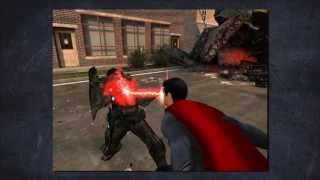 Man of Steel Official Mobile Game Trailer