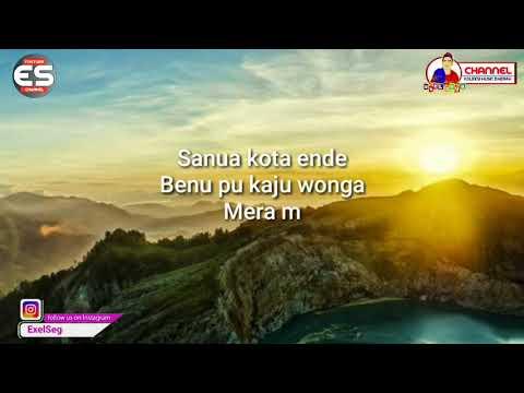 Karaoke no vokal Sanua Kota Ende lagu flores ende lio