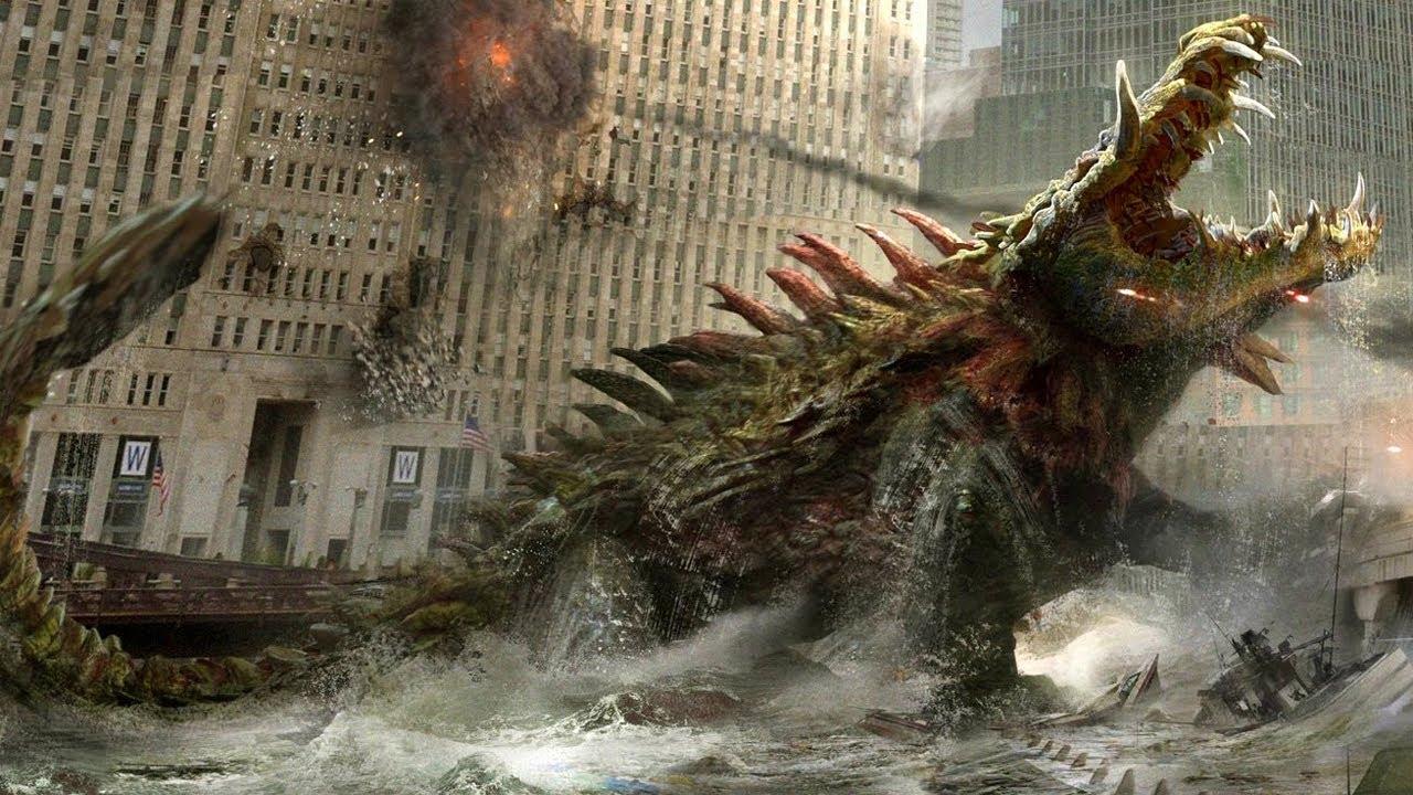 Download Giant Crocodile Attack Scene - Rampage (2018) Movie Clip HD
