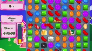 Candy Crush Saga Level 402 Collect all orders!