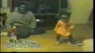 Niña bailando
