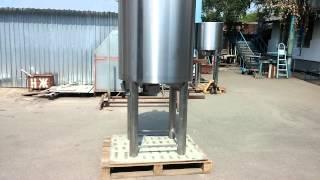Плавитель жира. (fat-melting container )(+380674736927 - заказ плавителя жиров для космитического производства. Плавитель оснащен теплообменной (с ТЭН-ми..., 2015-08-19T12:46:47.000Z)